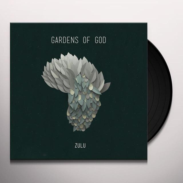 Gardens Of God ZULU EP Vinyl Record - UK Import