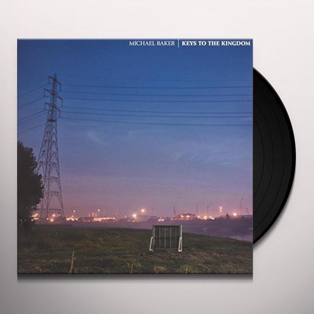 Michael Baker KEYS TO THE KINGDOM Vinyl Record - UK Import