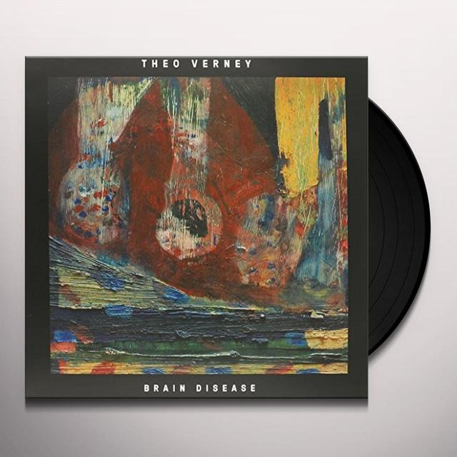Theo Verney BRAIN DISEASE (EP) Vinyl Record - UK Import