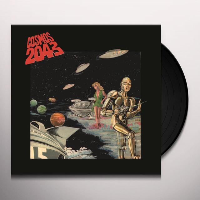 Bernard Fevre COSMOS 2043 Vinyl Record - UK Import