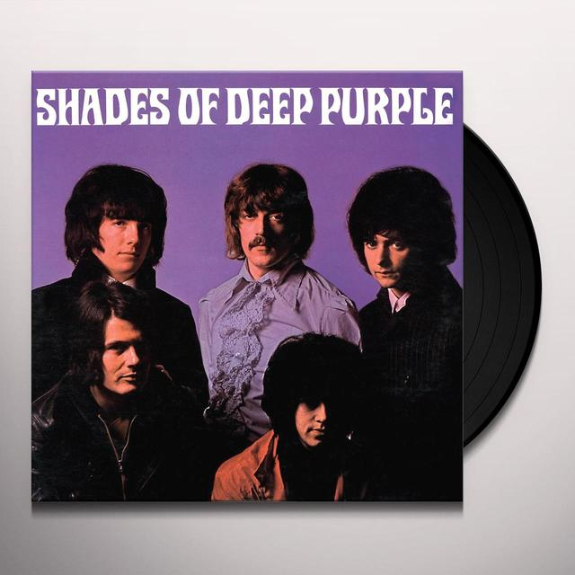 SHADES OF DEEP PURPLE Vinyl Record - UK Import