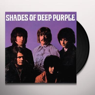 SHADES OF DEEP PURPLE Vinyl Record - UK Import