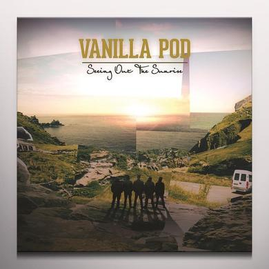 VANILLA POD SEEING OUT THE SUNRISE Vinyl Record - Colored Vinyl