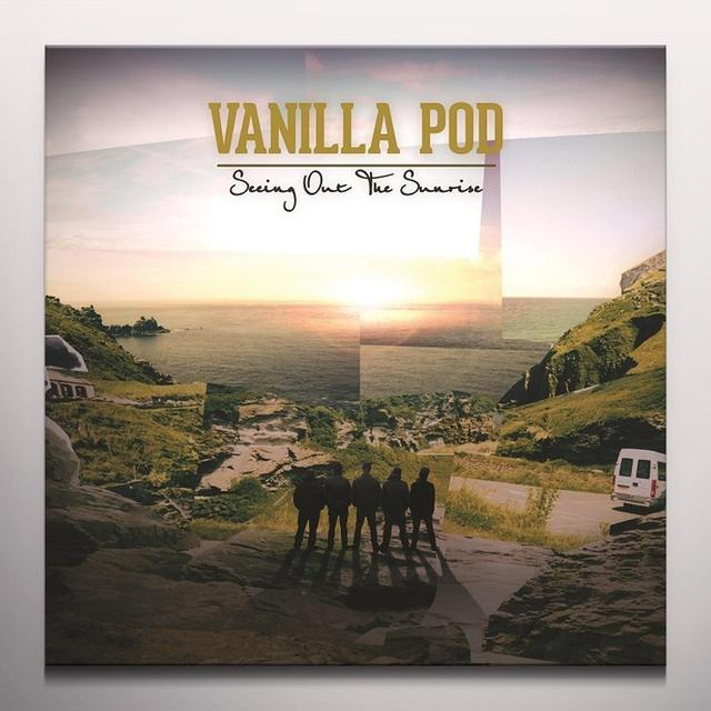 VANILLA POD SEEING OUT THE SUNRISE Vinyl Record