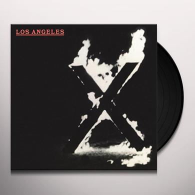 X LOS ANGELES Vinyl Record - 180 Gram Pressing