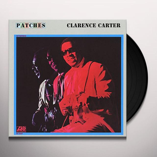 Clarence Carter PATCHES Vinyl Record