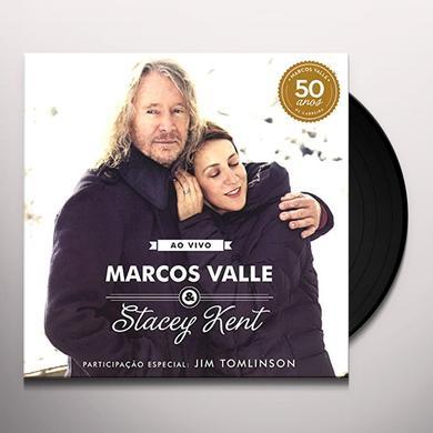 Marcos Valle / Stacey Kent AO VIVO Vinyl Record - 180 Gram Pressing