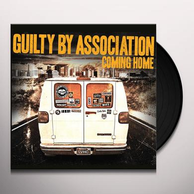 Guilty By Association COMING HOME Vinyl Record