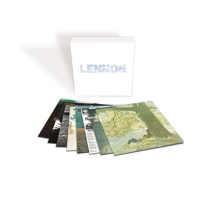 John Lennon Complete Solo Works - Limited Edition Box Set (Vinyl)