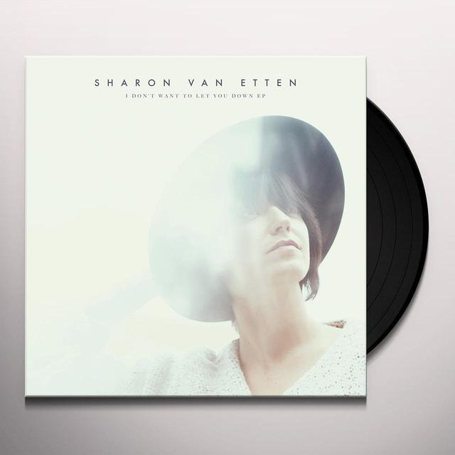 Sharon Van Etten I DON'T WANT TO LET YOU DOWN Vinyl Record