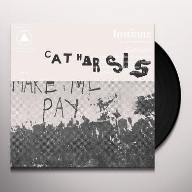 INSTITUTE CATHARSIS Vinyl Record