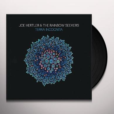 Joe Hertler & The Rainbow Seekers TERRA INCOGNITA Vinyl Record