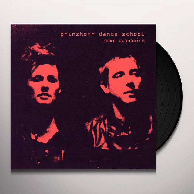 Prinzhorn Dance School HOME ECONOMICS Vinyl Record
