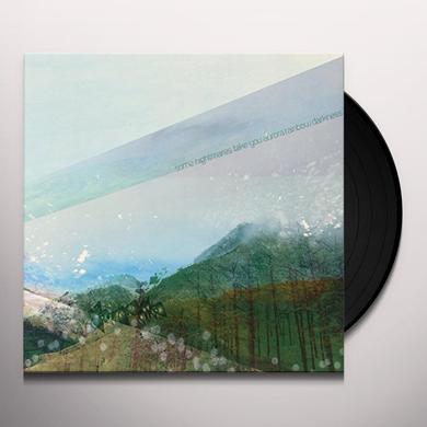 Vampillia SOME NIGHTMARES TAKE YOU AURORA RAINBOW DARKNESS Vinyl Record