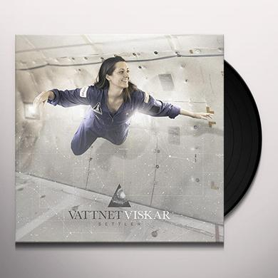 Vattnet Viskar SETTLER Vinyl Record