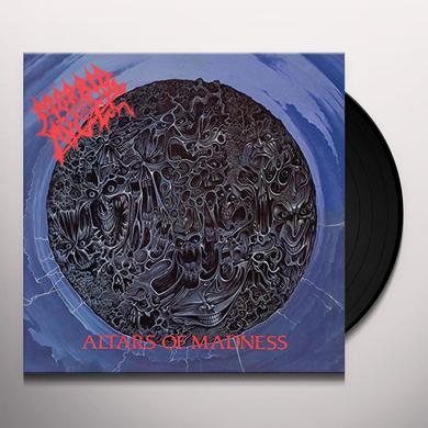 Morbid Angel ALTARS OF MADNESS Vinyl Record - 180 Gram Pressing, Reissue