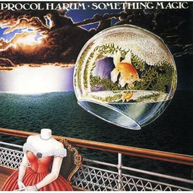 Procol Harum SOMETHING MAGIC Vinyl Record