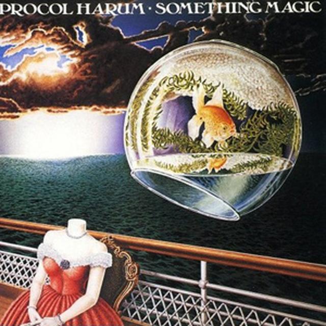 Procol Harum SOMETHING MAGIC Vinyl Record