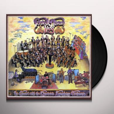Procol Harum LIVE IN CONCERT WITH THE EDMONTON SYMPHONY ORCH Vinyl Record