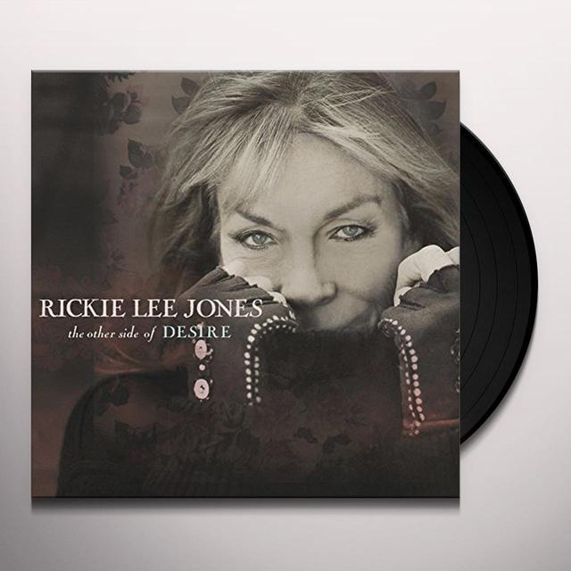 Rickie Lee Jones OTHER SIDE OF DESIRE Vinyl Record - Gatefold Sleeve, 180 Gram Pressing, Digital Download Included