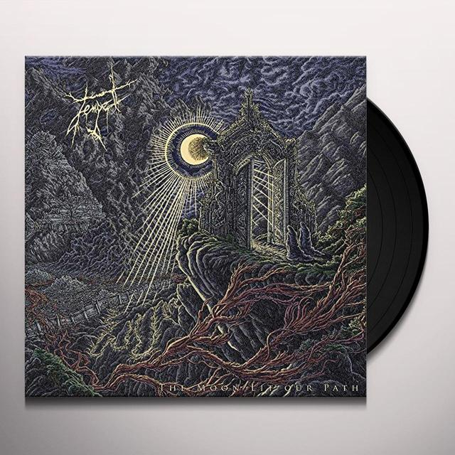 Tempel MOON LIT OUR PATH Vinyl Record