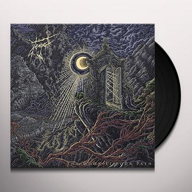 Tempel MOON LIT OUR PATH Vinyl Record