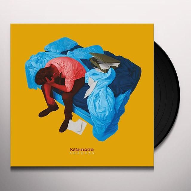 KEN Mode SUCCESS Vinyl Record