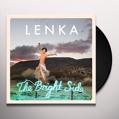 Lenka BRIGHT SIDE Vinyl Record