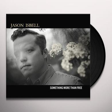 Jason Isbell SOMETHING MORE THAN FREE Vinyl Record