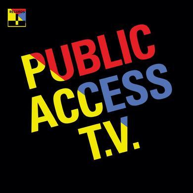 PUBLIC ACCESS TV PUBLIC ACCESS (EP) Vinyl Record