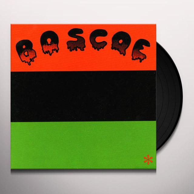 BOSCOE Vinyl Record