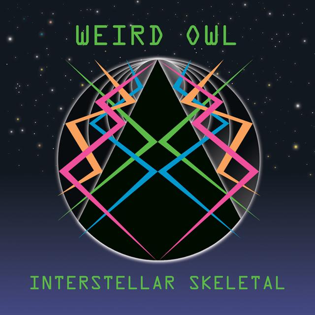 Weird Owl INTERSTELLAR SKELETAL Vinyl Record