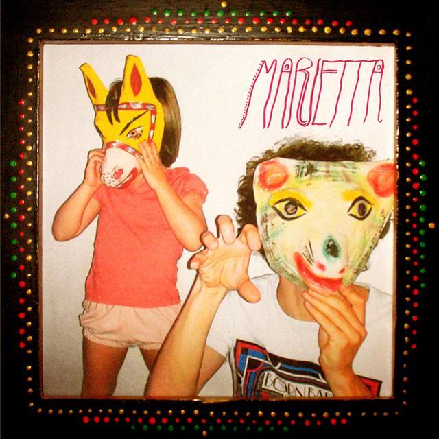Marietta BASEMENT DREAMS ARE THE BEDROOM CREAM Vinyl Record