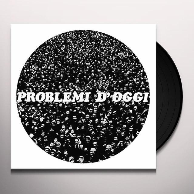 M. ZALLA (PIERO UMILIANI) PROBLEMI D'OGGI Vinyl Record