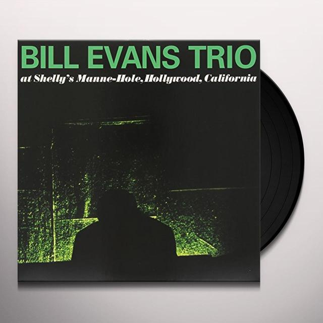 Bill Evans AT SHELLY'S MANNE-HOLE HOLLYWOOD CALIFORNIA Vinyl Record