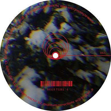GRAD_U SPACE EXPLORATIONS Vinyl Record