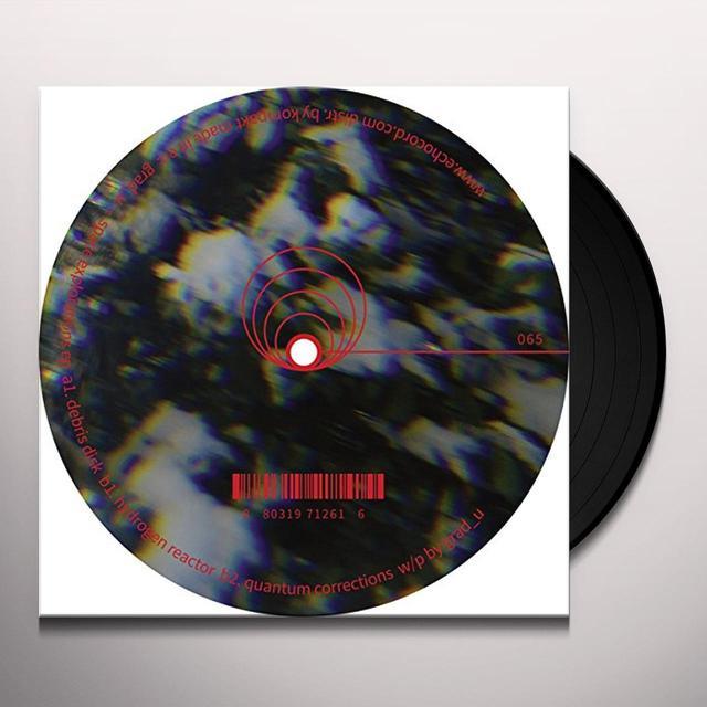 GRAD_U SPACE EXPLORATIONS (EP) Vinyl Record