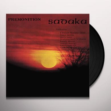SADAKA PREMONITION Vinyl Record
