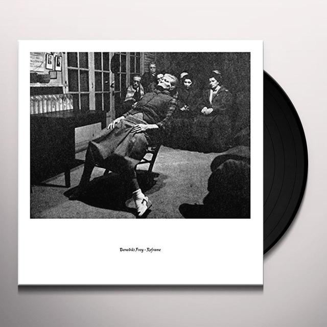Benedikt Frey REFRAME Vinyl Record