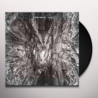 FORD PROCO / COIL EXPANSION NARANJA / ECUACION DE LAS ESTRELLAS Vinyl Record