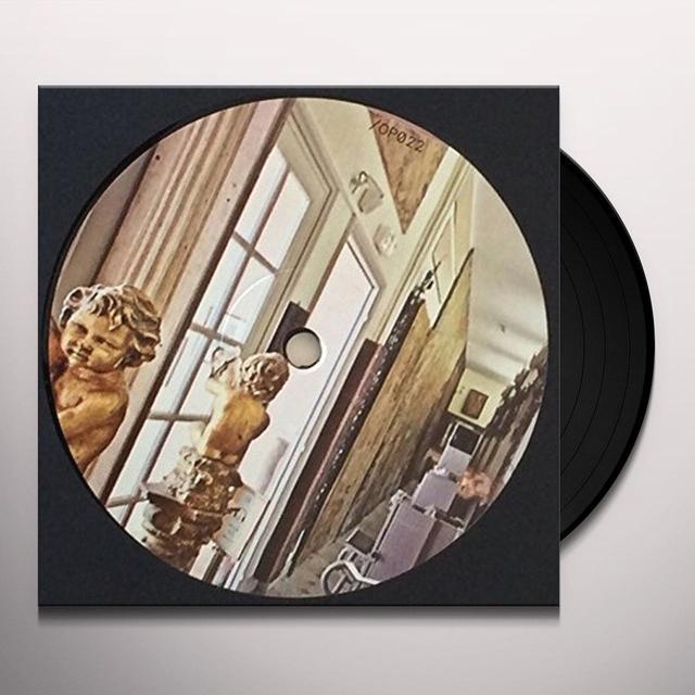 Nicolas Jaar NYMPHS II Vinyl Record