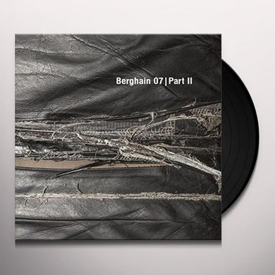 BERGHAIN 07 - PART II / VARIOUS Vinyl Record