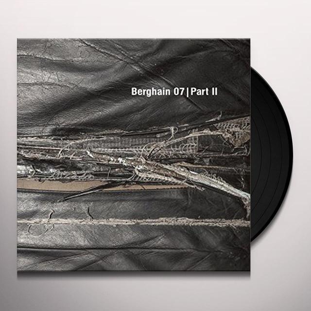 BERGHAIN 07 - PART II / VARIOUS Vinyl Record