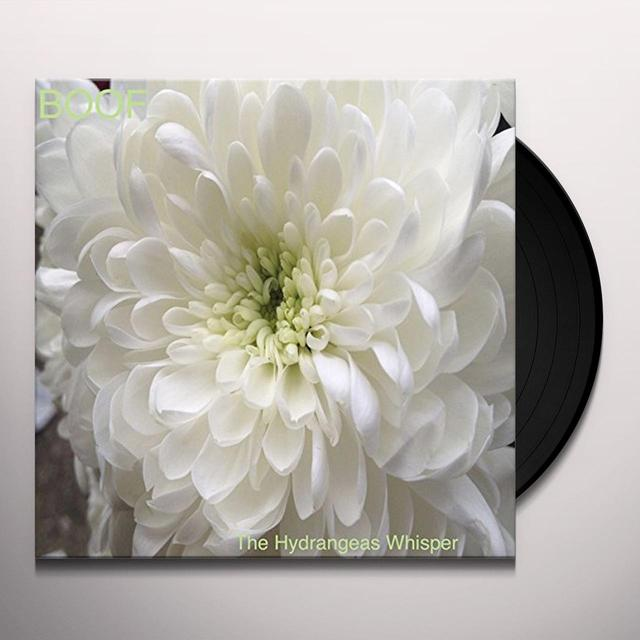 Boof HYDRANGEAS WHISPER Vinyl Record
