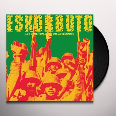 Eskorbuto DEMENCIALES CHICOS ACELERADOS Vinyl Record - Spain Import
