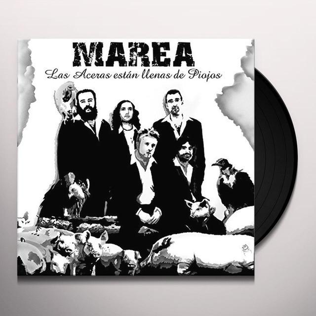 MAREA ACERAS ESTAN LLENAS DE PIOJOS Vinyl Record