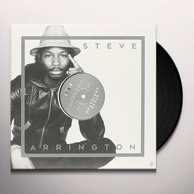 Steve Arrington WITHOUT YOUR LOVE Vinyl Record