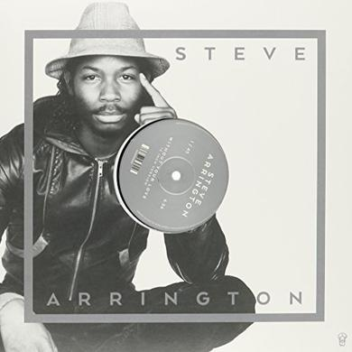 Steve Arrington WITHOUT YOUR LOVE Vinyl Record