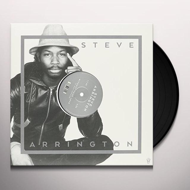 Steve Arrington WITHOUT YOUR LOVE Vinyl Record - UK Import