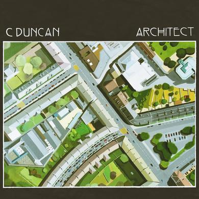 C. Duncan ARCHITECT Vinyl Record - UK Release
